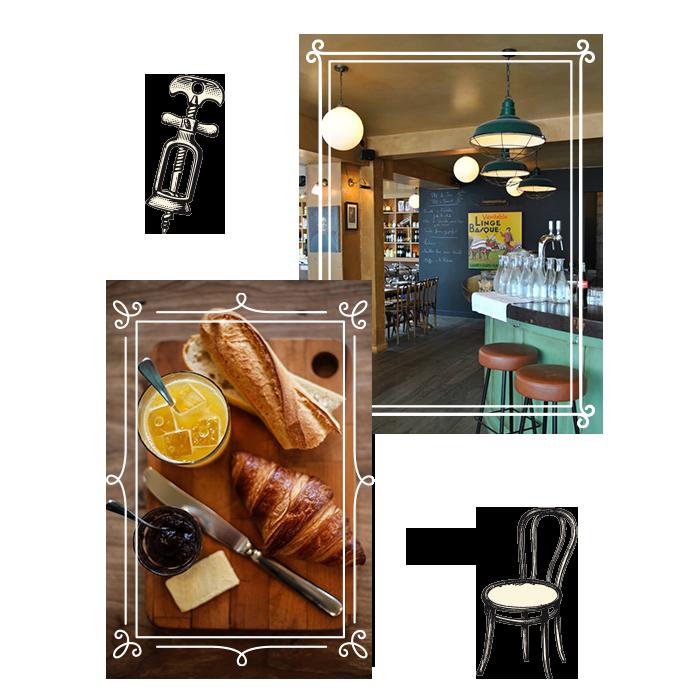 Le Restaurant - Le Café du Commerce - Restaurant Biarritz