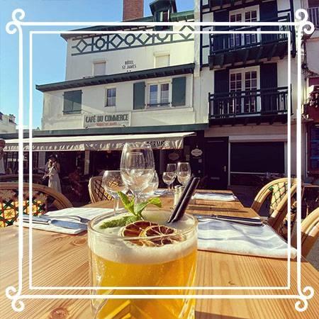 Le Café du Commerce - Restaurant Biarritz